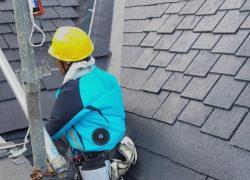 屋根リフォーム・雨漏り修理施工事例6