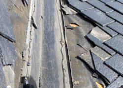屋根リフォーム・雨漏り修理施工事例14